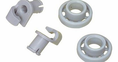 Dishwasher Upper Basket Wheels 424717