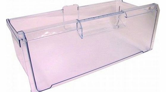 Bottom Fridge Freezer Basket. Genuine Part Number 295064