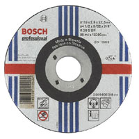 Cutting Disc 115mm x 2.5mm x 22.2mm Metal Pack of 25