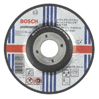 Cutting Disc 180mm x 3mm x 22.2mm Metal Pack of 25