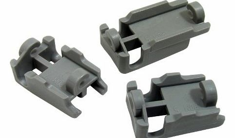 Dishwasher Upper Basket Clips Bearings
