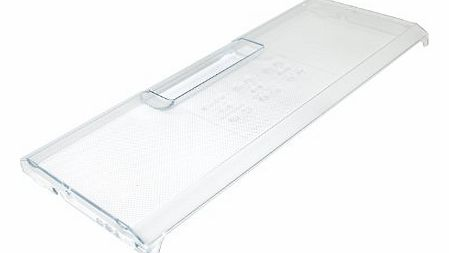 Fridge Freezer Top Drawer Flap. Genuine part number 353603