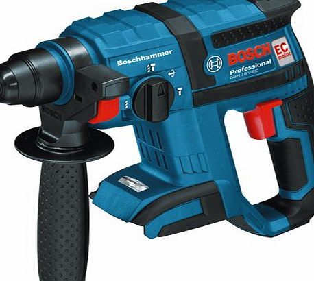 Bosch GBH18VECC Body Only 18V SDS-Plus Rotary Hammer Drill