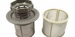 Genuine Bosch Dishwasher Mesh Micro Filter - Fits Many Bosch dishwashers