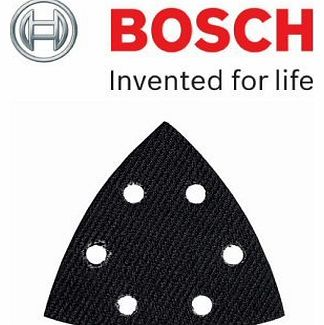 Genuine Delta Sanding Plate (To Fit: Bosch PDA 180 & Bosch PDA 180E) c/w Cadbury Chocolate Bar