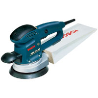 GEX 150AC Random Orbit Sander 150mm Disc 340w 110v