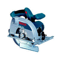GKS 24v Cordless Circular Saw 160mm Blade Without Battery or Charger