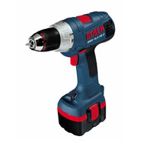 Gsr 14.4Ve2 Cordless Heavy Duty Drill Driver   2 Batteries