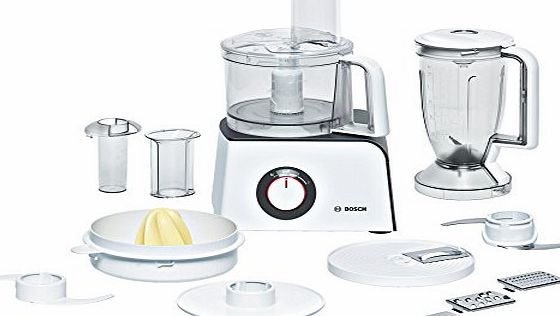 Bosch MCM4100 food processor - food processors (Anthracite, White, Plastic, 50/60 Hz)