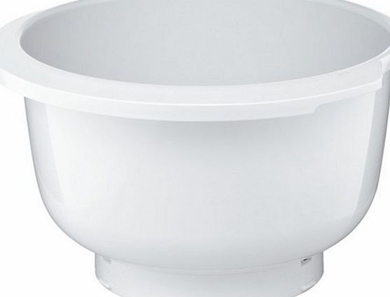 Bosch MUZ5KR1 Plastic Mixing Bowl for Bosch Food Processor MUM5 Individual 1 - Pack white