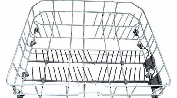 Neff Bosch Siemens Dishwasher Lower Basket With Wheels. Genuine Part Number 203987