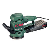 PEX 400AE Random Orbit Sander 125mm Disc 400w 240v