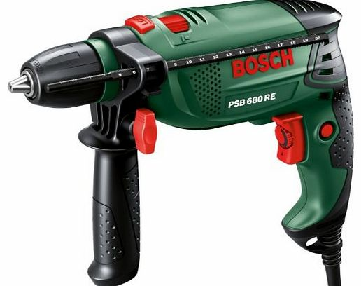 PSB 680 RE Compact Hammer Drill