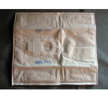 /Siemens Type P Micropor Dust Bag - Pkt Qty 5