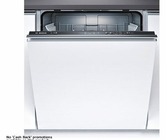 SMV40T10GB 12 Place Fully Integrated Dishwasher