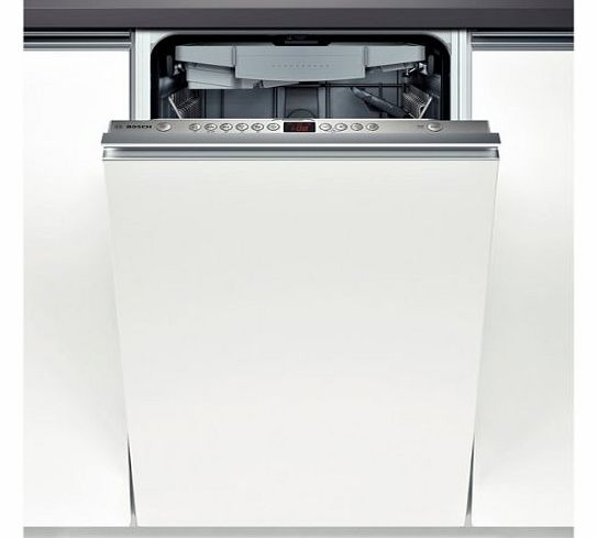 SPV68L00GB ActiveWater 10 Place Slimline Fully Integrated Dishwasher