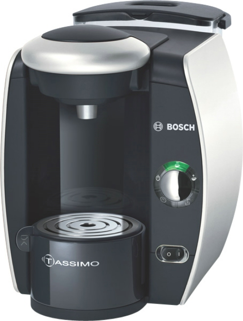 Tassimo Silver Coffee Machine