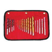 Titanium 19 Piece Accessory Set