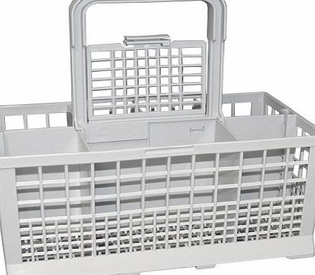 Universal Cutlery Basket for Bosch Dishwasher, Grey