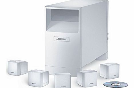 ® Acoustimass 6 Home Cinema Speaker System - White