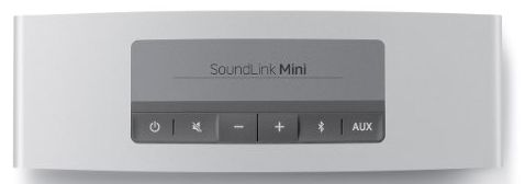 ® SoundLink ® Mini Bluetooth Speaker - SIlver