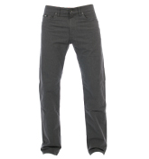 Maine-10 Grey Straight Fit Jeans - 34`