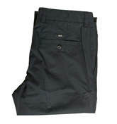 Navy Cotton Trousers (Chuck)