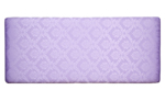 Damask 4and#39;0 Headboard - Lilac
