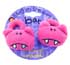 Botd BANG ON THE DOOR 2 BAT SQUEAKY PONYTAIL HOLDERS