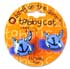 Botd BANG ON THE DOOR TABBY CAT MINI INFLATABLE PONY