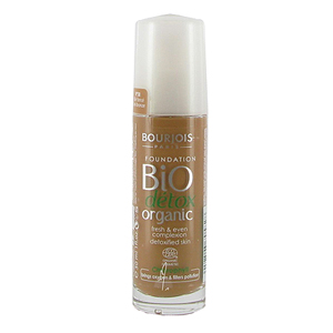Bio Detox Organic Foundation 30ml -