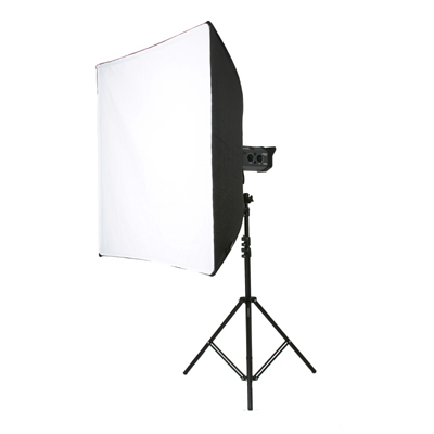 1680 Softbox 100 with Casting and S Adaptor