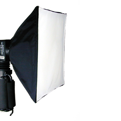 Micro Softbox 30x30cm with White Interior