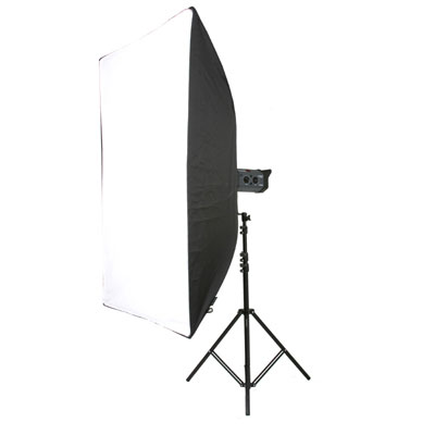 Softbox with Casting and S adaptor -