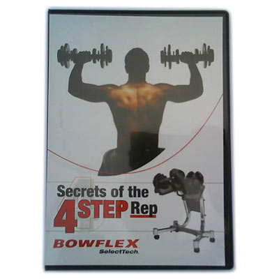 and#39;and#39;Secrets Of The 4 Step Repand#39;and#39; DVD