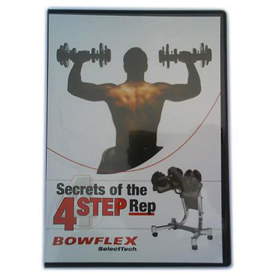 `nd#39;Secrets Of The 4 Step Rep`nd#39; DVD