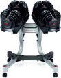 Selectech 1090 Dumbell Stand