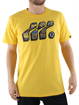 Lemon Yellow Leksander T-Shirt