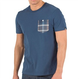 Mens Laddie Patch Pocket T-Shirt