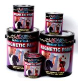 Magnetic Paint 473Ml Kit, Boxed With Foam Brush