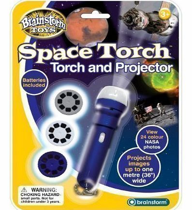 New Kids Educational Aid Space Torch & Projector Children Science Fun Room Toy