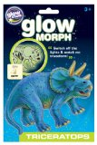The Original Glow Stars Company - Glow Morph Triceratops