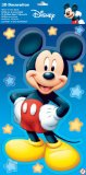 The Original Glowstars Company - Disney Glow 3-D Decoration - Mickey Mouse