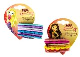 (Bratz) Genie Magic Hair Elastic Holders(Assorted Colours)
