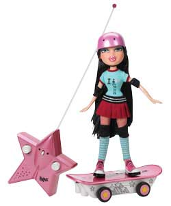 Extreme Radio Control Skateboarder Doll Assortment