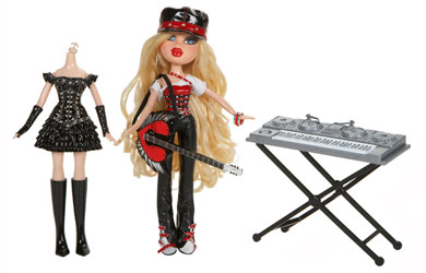 Girlz Really Rock Dolls - Cloe