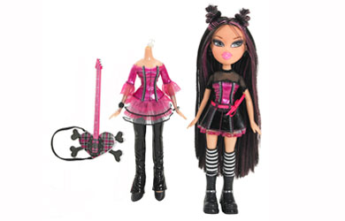 Girlz Really Rock Dolls - Jade