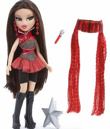 On The Mic Fashion Doll - Jade