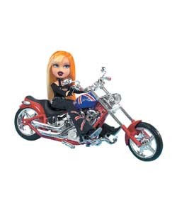 Pretty n Punk Motorcycle