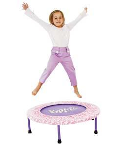 Princess Fashion Flair 36in Trampoline
